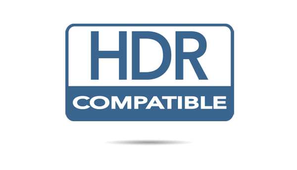 Združljiv s HDR