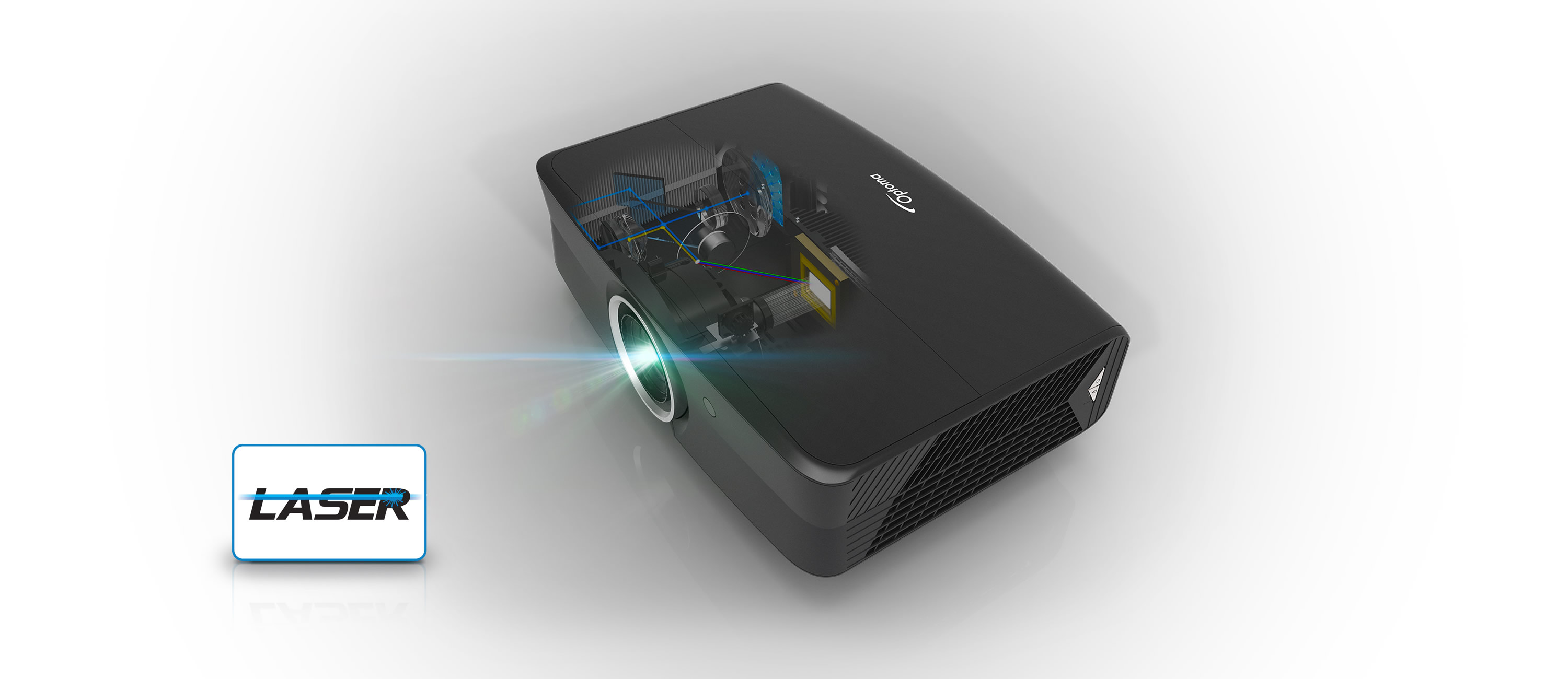 Optoma UHZ65 DLP Projector - Optoma Europe