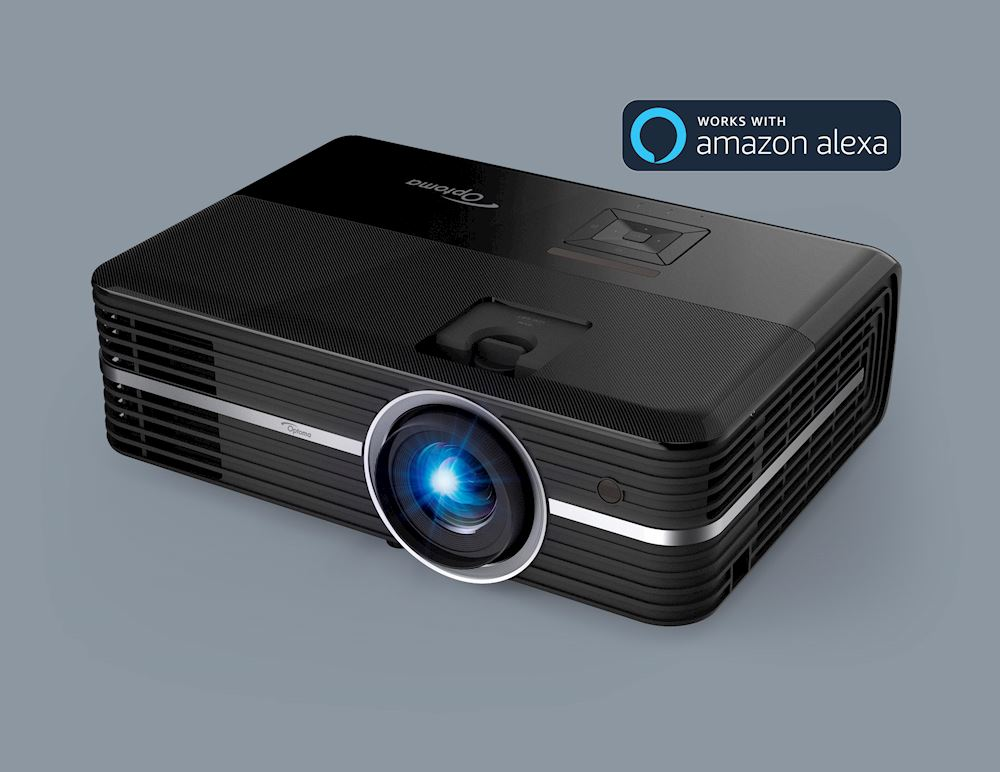 UHD51A Alexa supported 4K Ultra HD projector - Optoma Europe