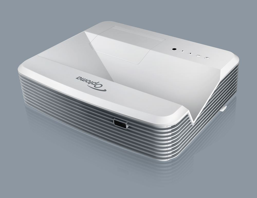 EH320UST 1080p ultra short throw projector - Optoma Europe