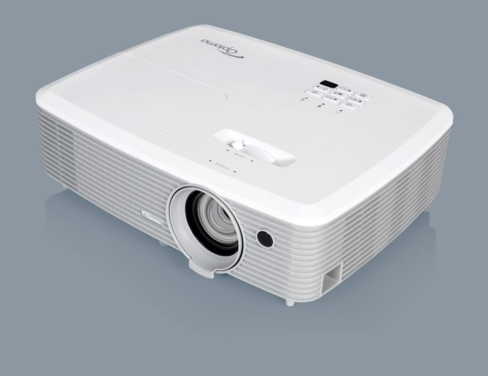 X355 Bright, powerful and small - Optoma Europe