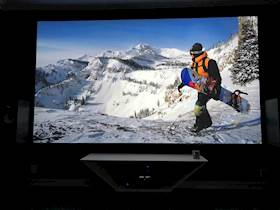 UHD60 A greater sense of depth and realism in every scene