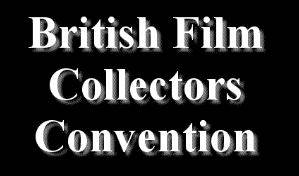 British Film Collectors Convention